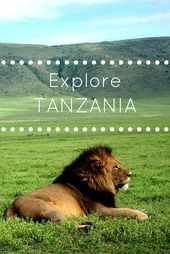 Solo Travel Destination: Tanzania