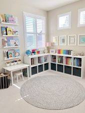 The Evolution of a Playroom – Project Nursery