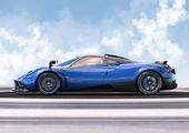 The Pagani Huayra Pearl Is a Gorgeous One-of-A-Kind Supercar