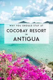 The Perfectly Romantic Honeymoon Resort in Antigua