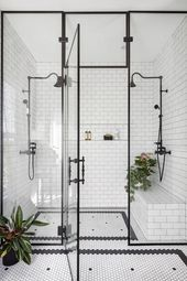 These Walk-In Shower Ideas Will Help You Find Your Zen
