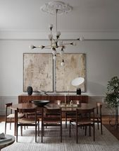 Tour a Classic and Luxurious Stockholm Apartment – Nordic Design