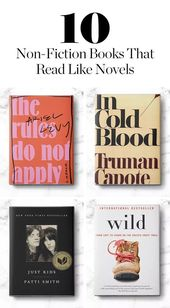10 Nonfiction Books That Seriously Read Like Novels