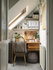 40 Inspiring Small Home Office Ideas — THE NORDROOM