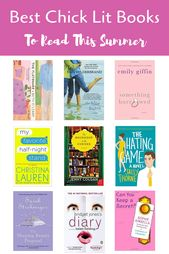 Chick Lit Books: The Best Rom-Coms You Can Read – Never Enough Novels