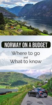 Dreams Come True or Visit Norway On a Budget   Road is Calling