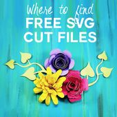 Free SVG Cut Files: Where to Find the Best Designs – Jennifer Maker