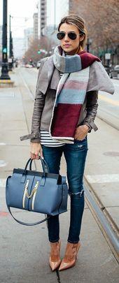 Lederjacke kombinieren: Mit diesen Styling-Tipps seht ihr einfach tremendous aus!