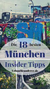 München Insider Tipps: 18 Geheimtipps abseits der Touristenpfade | Reiseblog Urban Meanderer