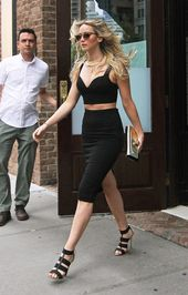 New York City Is Bringing Out the Best in Jennifer Lawrence's Style