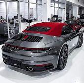 "PORSCHE POWERED ONLY on Instagram: ""Agate Grey 992 Carrera S Cabriolet! 📷: @championmotorsport"""