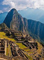 Se cree que Machu Picchu fue una de las tantas residencias de descanso del prime…