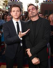 101 Photos Of Marvel Actors From Over 10 Years Of Red Carpets And Press Tours