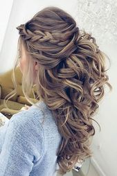 35 Breath-taking Braided Wedding Hairstyles to Shine – Amaze Paperie