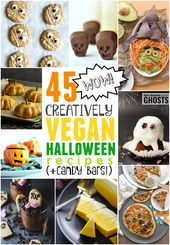45 Vegan Halloween Recipes – Fork and Beans