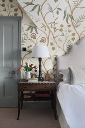 A Way with Wallpaper: An Oxfordshire Arts & Crafts Townhouse