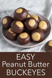 Buckeye Recipe – Preppy Kitchen