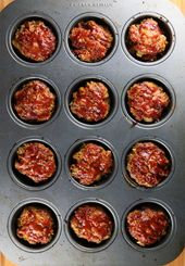 Gluten-Free Barbecue Meatloaf Muffins Recipe – Jeanette's Healthy Living