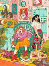 Gorgeous Illustrations by Laura Callaghan