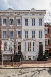 Look Inside This $2.995 Million Georgetown Townhouse   Washingtonian (DC)