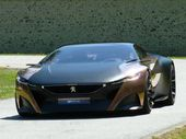 Peugeot Onyx Goodwood ride up for grabs
