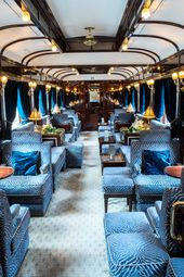 The Journey of a Lifetime Aboard Belmond's Venice Simplon-Orient-Express – STACIE FLINNER