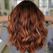 Toasted Strawberry Blonde Is Spring's Hottest Hair Color