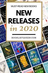 Upcoming Book Releases 2020