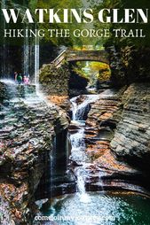 Watkins Glen State Park: Hiking the Gorge Trail