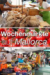 Wochenmärkte auf Mallorca – Übersicht
