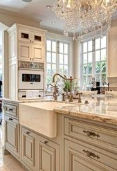 10 Best French-Country Kitchen Design Ideas To Inspire You – GODIYGO.COM