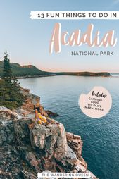 13 Fun Things To Do In Acadia National Park