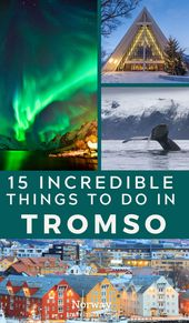 13 Incredible things to do in Tromso