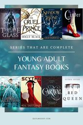 Best Young Adult Fantasy Book Series – Kay L Moody