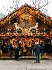 Christmas Markets in Germany by Train: A Complete Itinerary