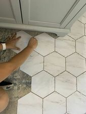 How to Install Luxury Vinyl Tile- a Great Affordable Flooring Option