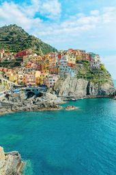 Manarola in Cinque Terre, Italy – The Photo Diary! [2 of 5]