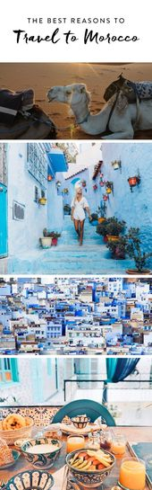Morocco Is Stunning, and Here Are 15 Beautiful Instagrams to Prove It