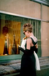 Remember when Audrey Hepburn defined elegance in a little black dress?