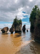 The Bay of Fundy and Driving the Cabot Trail