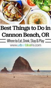 Top 10 Best Things To Do in Cannon Beach