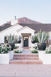 Unique Home Design and Cute Corners in Arcadia, Phoenix, Arizona