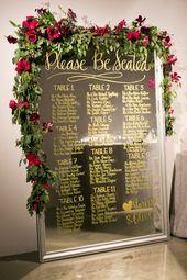 Wedding Mirror Signs: 5 Creative Ways to Use Them