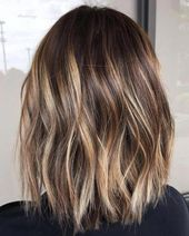 10 Medium to Long Hair Styles – Ombre Balayage Hairstyles for Women 2020
