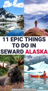 11 Exciting Things to do in Seward Alaska