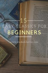 15 Must-Read Classics for Beginners
