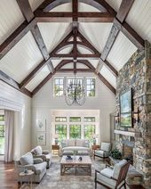 21 Insanely Gorgeous Hamptons Style Living Rooms to Inspire You