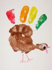 30 Thanksgiving Turkey Crafts for Your Own Busy Gobblers