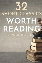 32 Easy Short Classics You Can Actually Read in One Sitting | Your Bosom Friend