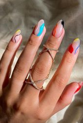 52 Fairly Brief Almond Nails Make You Enthusiastic This Summer season – Latest Style Trends For Woman